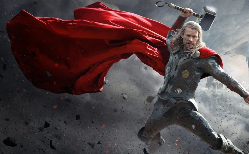 Movie Review: Thor: The Dark World (2013)