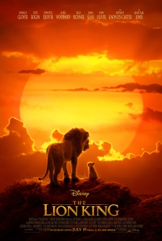 Lion King 2019 poster